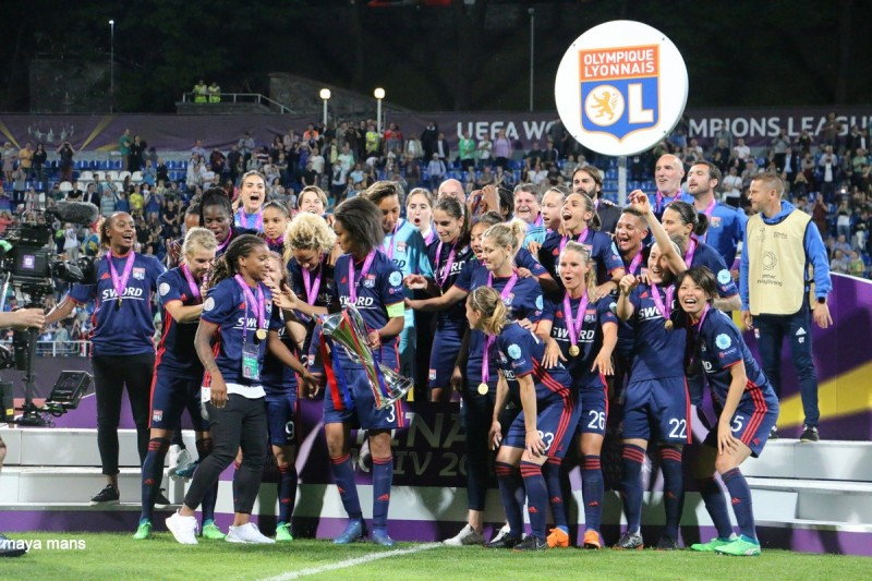 UEFA Women's Champions League Final 2018