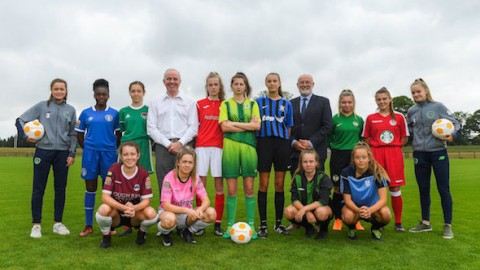 The Continental Tyres Women's Under 17 National League has been launched