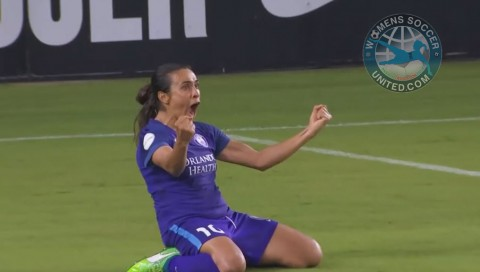 Marta's Late Winner Secures Orlando Pride Victory over Washington