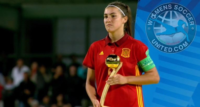 Patri Guijarro wins the Golden ball