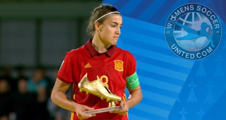 Patri Guijarro wins Golden Boot