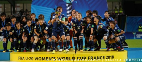 Japan are crowned the 2018 FIFA Under-20 Women's World Cup Champions! Meet all the award winners.