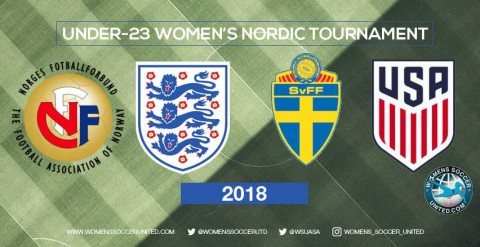 Live updates from Day 2 of the Under-23 Women's Nordic Tournament 2018