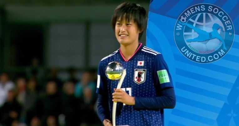 Saori Takarada wins the Silver Ball