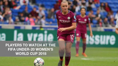 Players to watch at the FIFA Under-20 Women's World Cup 2018