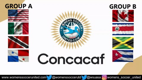 The Concacaf Women's Championship 2018 Starts on Thursday October 4th
