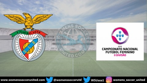 SL Benfica Feminino set Record match score at the Weekend