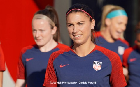 USWNT beat Trinidad & Tobago 7-0 to finish top of Group A