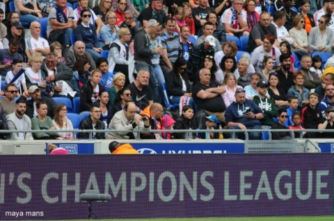 2018/19 UEFA Women's Champions League Round of 16 fixtures & Live broadcast information