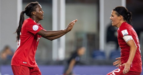 Canada opens Concacaf Women's Championship with 2-0 win over Jamaica