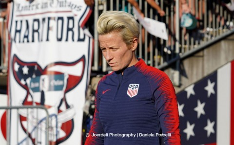 Rapinoe and Morgan bag braces as USWNT rolls past Mexico 6-0 to open World Cup Qualifying