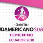 Group logo of CONMEBOL South American U-20 Women's Championship 2018