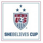 Group logo of SheBelieves Cup