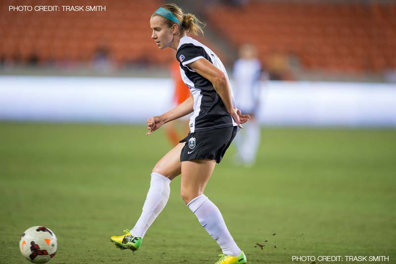 Beverly Goebel | Houston Dash 1-4 Seattle Reign - 30 July 2014