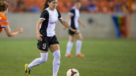 Naho Kawasumi Sets Record in Seattle Reign FC Victory