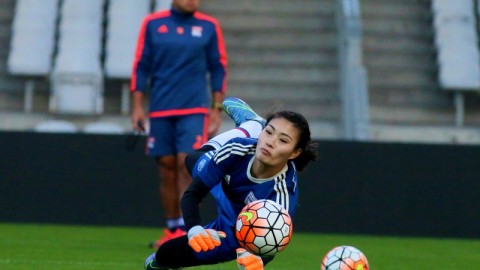 25-year-old China women's national team goalkeeper Wang Fei reportedly announces retirement
