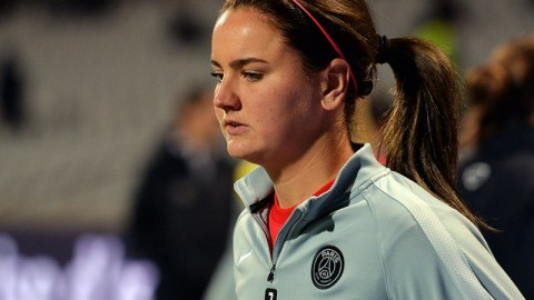 Lindsey Horan's move to Portland Thorns FC is official