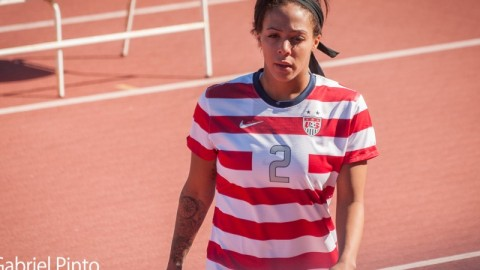 WNY Flash forward Sydney Leroux to undergo ankle surgery