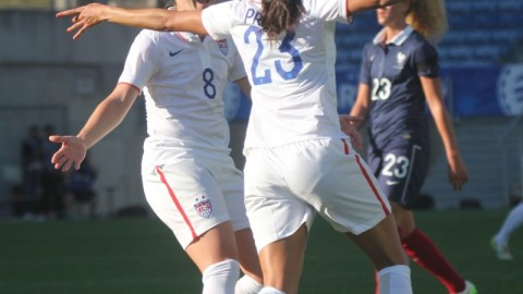 Haiti Replaces Australia as USWNT Opponent for September Games in Detroit and Birmingham