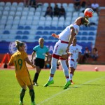 2017 Algarve Cup Australia v Denmark - Who Win On Penalties