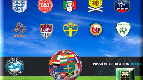 International U-19  Women's Football Tournament in La Manga 2014