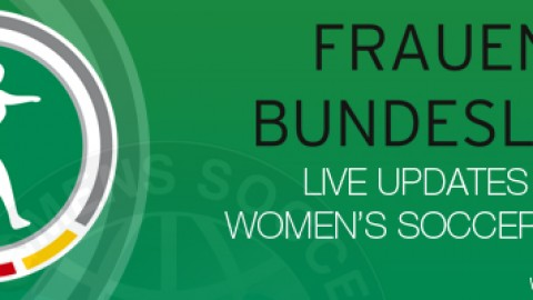 GERMANY WOMEN'S BUNDESLIGA LIVE UPDATES ON WOMEN'S SOCCER UNITED (01 MARCH 2014)