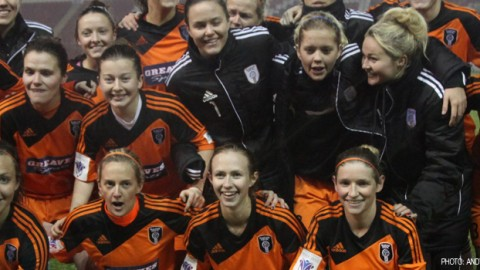 Reigning SWPL Champions Glasgow City beat Hamilton Accies 4-1