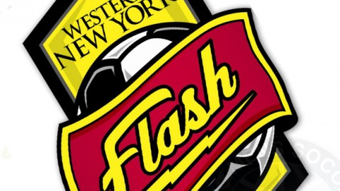 Western New York Flash beat Boston Breakers 28th June 2014