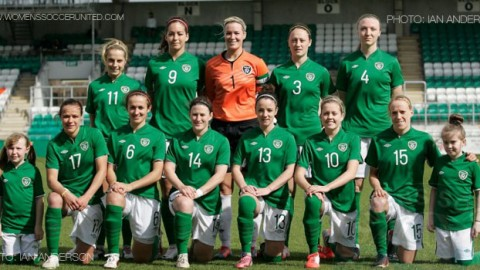 Shannon Smyth hopes Ireland can finish World Cup qualifying campaign on a high