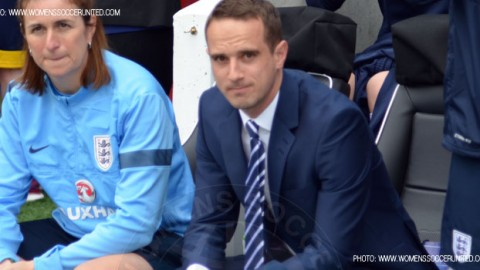 England head coach Mark Sampson names 23-player squad to play France and Spain