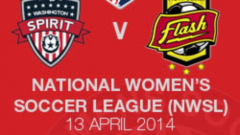 LIVE STREAM: WASHINGTON SPIRIT V WNY FLASH (13 APRIL 2014 | NWSL)