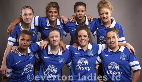 Everton Ladies Fc Womens Soccer United