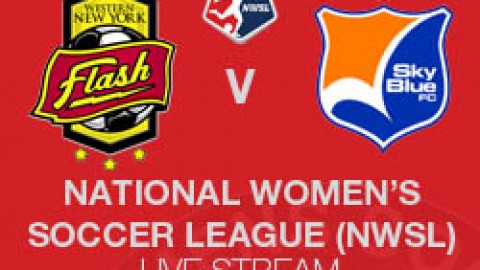 NWSL LIVE STREAM: WESTERN NEW YORK FLASH V SKY BLUE FC (11 MAY 2014)