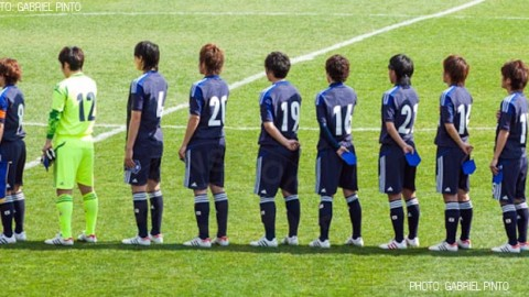 Nadeshiko Japan name provisional FIFA Women's World Cup 2015 squad