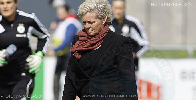 Silvia Neid Germany Women's National Team