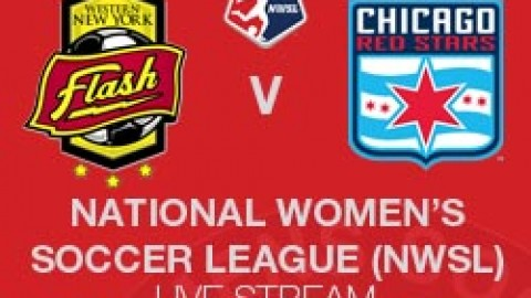 NWSL LIVE STREAM: WNY FLASH V CHICAGO RED STARS (18 JUNE 2014)