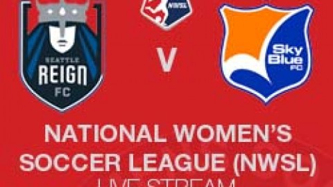 NWSL LIVE STREAM: SEATTLE REIGN V SKY BLUE FC (28 JUNE 2014)