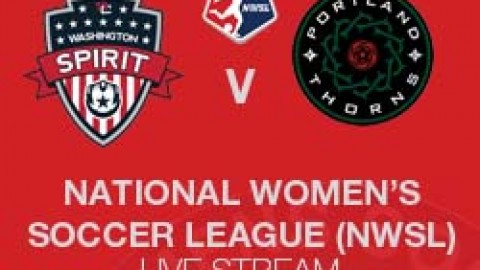 NWSL LIVE STREAM: WASHINGTON SPIRIT V PORTLAND THORNS (23 JULY 2014)