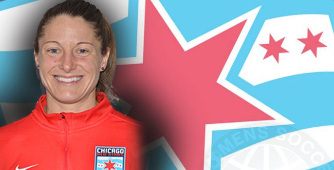 Julianne Sitch Chicago Red Stars