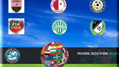 Women's Soccer Cup 2014 in Budapest 18th to 20th July