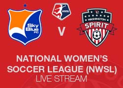 Sky Blue FC v Washington Spirit NWSL 2014
