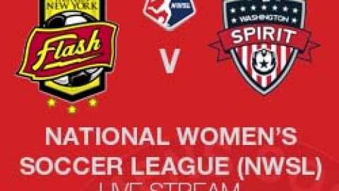 NWSL LIVE STREAM: WNY FLASH V WASHINGTON SPIRIT (12 JULY 2014)