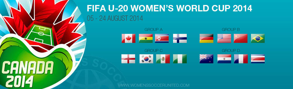 DOWNLOAD FIFA U-20 WOMEN\'S WORLD CUP 2014 WALLCHART