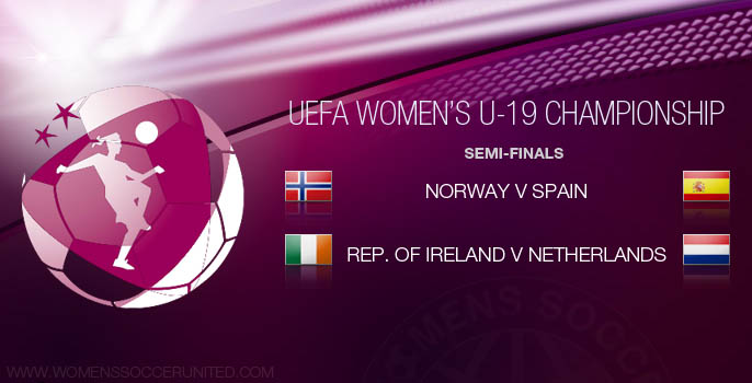 2014 UEFA European Women's Under-19 Championship Semi-finals