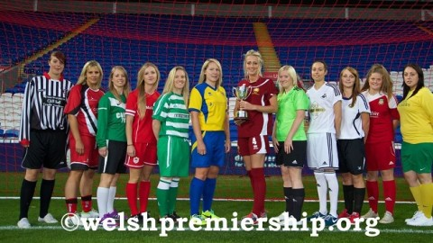 New Welsh Women's Premier League launched at Cardiff City Stadium