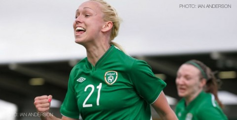 "Stephanie Roche: ""Football is my big passion"""