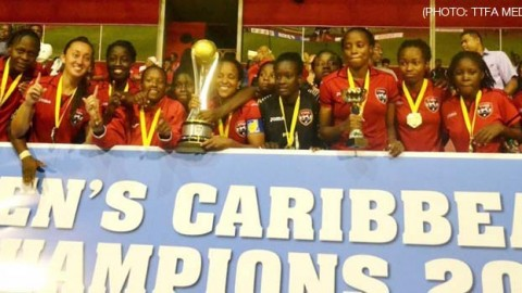 Fighting for Trinidad and Tobago WNT and giving everything I can to help them fulfil this dream