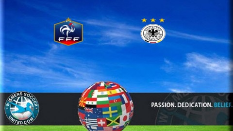 Team Squads named for International friendly match, Germany V France – 25th October