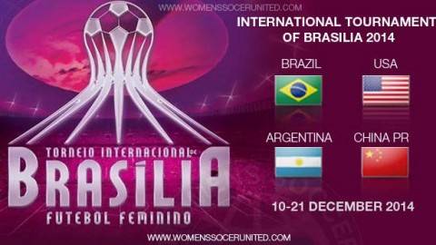 The International Tournament of Brasilia 2014 Fixtures