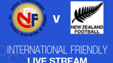 LIVE STREAM: Norway v New Zealand – International Friendly (27 November 2014)